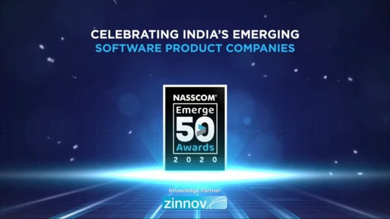Accops bags NASSCOM Emerge 50 Award 2020